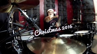 All Alone On Christmas - Darlene Love - Drum Cover - Home Alone 2