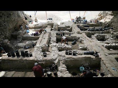 سجن إسرائيلي على قائمة آثار معركة نهاية الزمان  - 16:22-2018 / 8 / 8