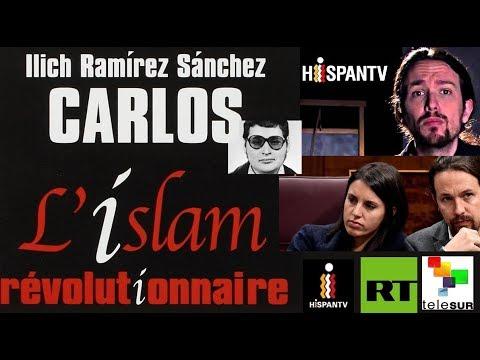 """El nexo entre Hispan TV, Podemos y """"El Islam Revolucionario"""" (Albiac con F.J.Losantos)"""