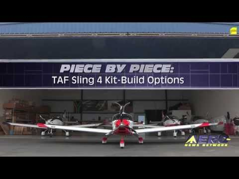 Aero-TV: Piece By Piece – TAF Sling 4 Kit-Build Options