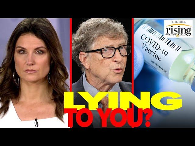 Bill Gates lügt uns an bezüglich Impfstoff Patentschutz