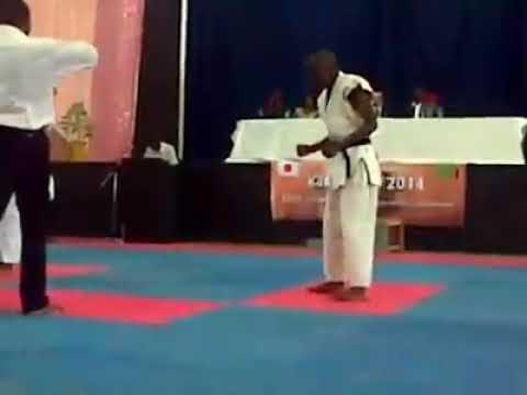 Kyokushin Zambia phillimon vs ben