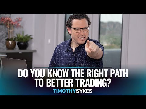 Do You Know the RIGHT Path to Better Trading?