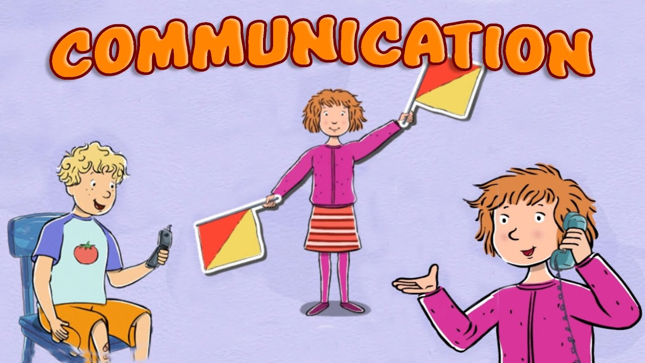 Technology For Kids Communication Contact