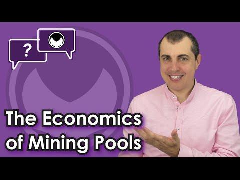 Bitcoin Q&A: The Economics Of Mining Pools