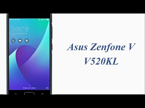Asus Zenfone V V520KL Network Videos - Waoweo