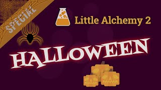 HALLOWEEN in Little Alcнemy 2 🎃