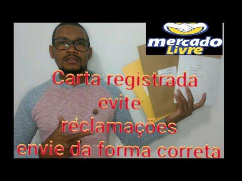 envio-por-carta-registrada-vendas-mercado-livre-evite-as-reclamaÇÕes-#ofcell123ml