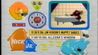 Nick Jr. Next ID's (recorded on May 15, 1997)