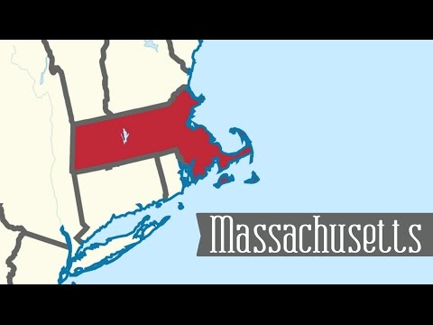 Two Minute Tour of Massachusetts: 50 States for Kids - FreeSchool
