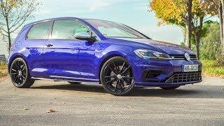 2017/2018 Volkswagen Golf R - Test Drive | Review | Fahrbericht ///Lets Drive///