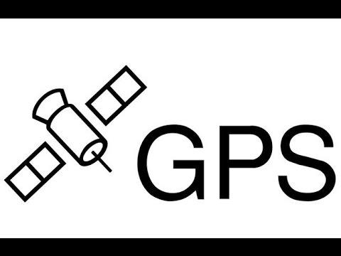 Принцип работы системы GPS на пальцах