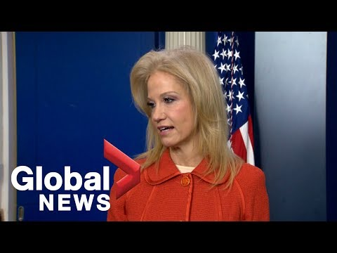 Kellyanne Conway: Withdrawal from nuclear treaty shows Trump