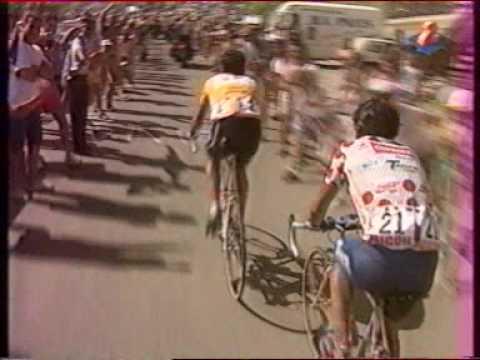 Tour de France 1992 : Andy Hampsten à l'Alpe d'Huez (2/2)