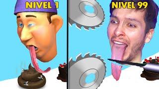 NUNCA JUEGUES este NIVEL en LICK RUNNER !! - DeGoBooM