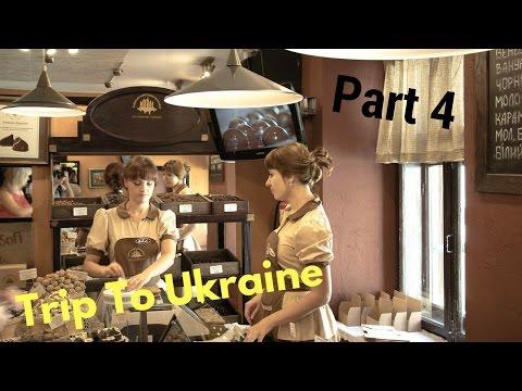 My Trip To Ukraine | Travel Video Part 4 -Lviv