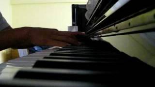 IU 아이유 and Seulong 슬옹 2AM 투에이엠 -  Nagging(잔소리) Piano