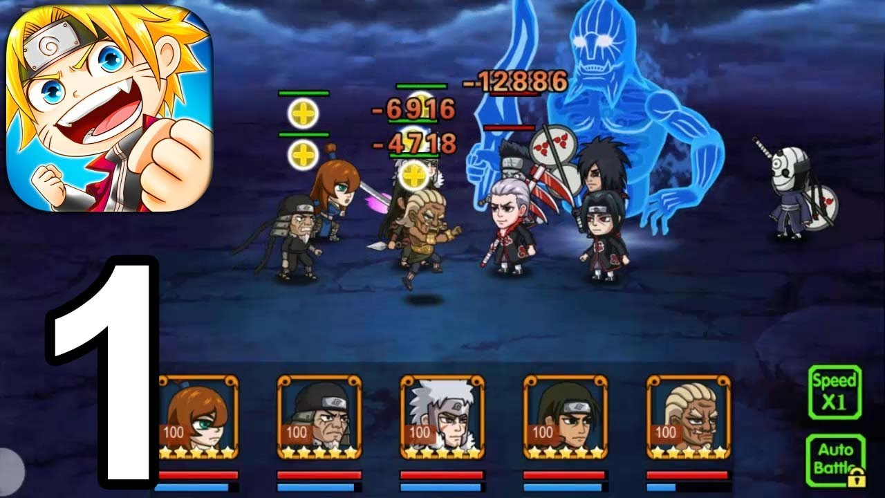 NARUTO GAMES ON ANDROID - Games On PC And Mobile
