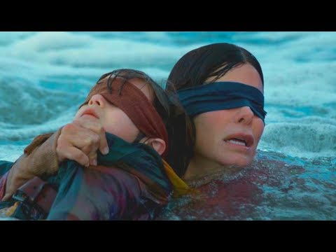 The Real Reason We Didnt See The Monsters In Bird Box
