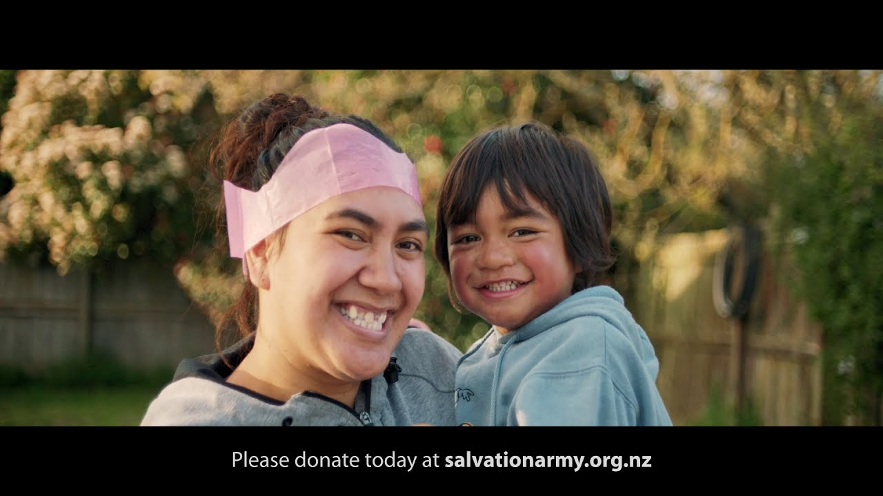 Christmas Appeals 2020 The Salvation Army Christmas Appeal 2020   TVC 30s   YouTube
