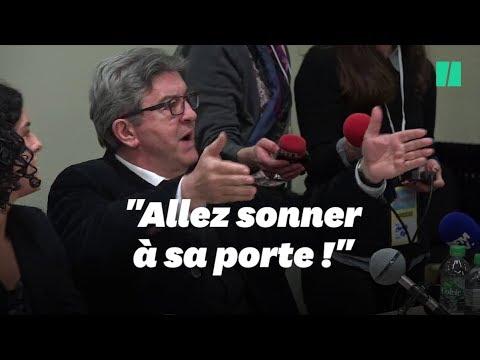 """Après les européennes, Mélenchon proposera une """"fédération populaire"""""""