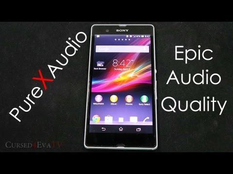 Sony Xperia Z Mod - Increase & Improve Audio Quality (Speakers, Headphones & Earpiece) - PureXAudio