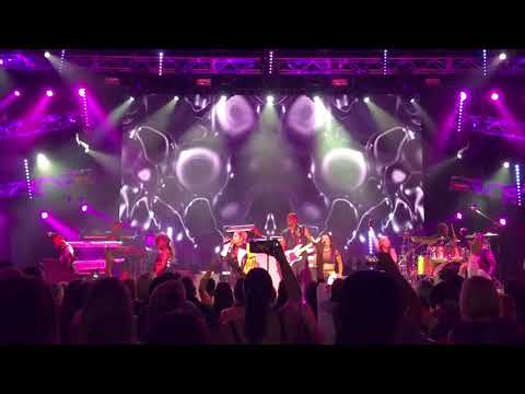 TLC Live at Royal Theatre in Canberra, Australia February 6, 2018 4K