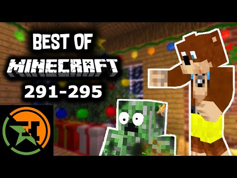The Very Best of Minecraft | 291-295 | AH | Achievement Hunter