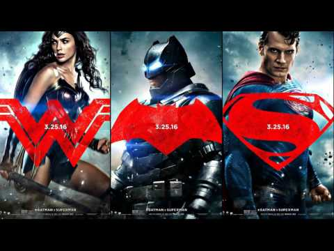 Soundtrack Batman v Superman: Dawn Of Justice (Theme Music) - Trailer Music Batman vs Superman