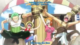 One Piece Goodbye Going Merry [Eng Sub] [HD+]