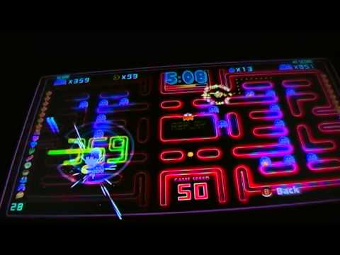 Pac-Man CE DX | Championship II Ghost Combo | 853