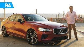Volvo S60 (2019). Mais de 18 mil quilómetros para filmar este teste!