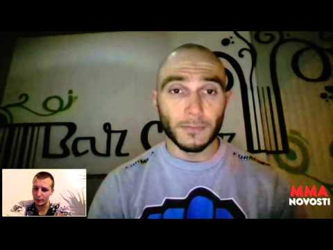 MMANovosti: Intervju sa Dragan Pesic, oko budućih boks borbi, zakazane MMA borbe...