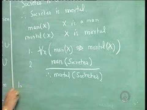 Lecture 5 -Logical Inference