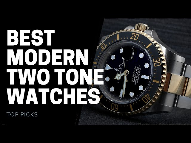 Best Two Tone Watches: Rolex, Omega & More | SwissWatchExpo