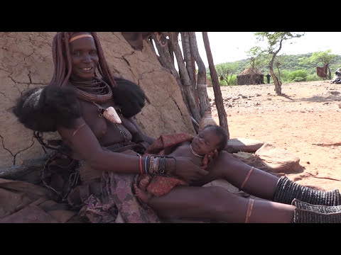 Himba tribes beautiful women