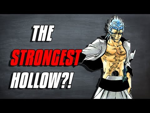 How Strong Is Grimmjow?! (Bleach)