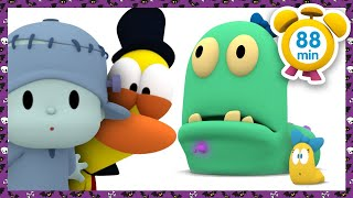 🎃 POCOYO in ENGLISH - Halloween Potion [ 88 min ] | Full Episodes | VIDEOS and CARTOONS for KIDS