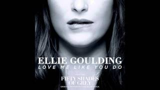Ellie Goulding - Love Me Like You Do (Fast Audio Video) HD