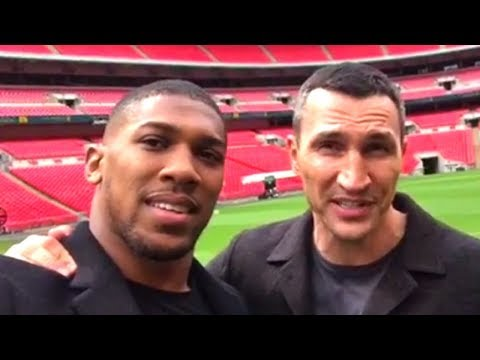 WLADIMIR KLITSCHKO GIVES HIS REASONS FOR NOT TAKING REMATCH WITH ANTHONY JOSHUA!!