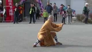 Shaolin Chen Tai Chi Kung Fu & Qigong  - 少林釋行武大師 Shi Xing Wu