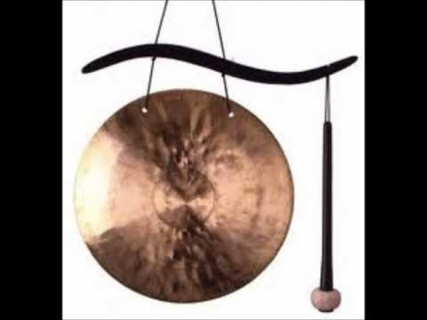 gong sound FX