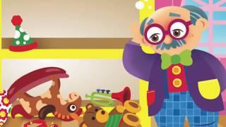 Dongeng Anak-Serial Yup Yup-Toko Pak Toyo