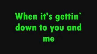 This Aint No Thinkin Thing-Trace Adkins Lyrics