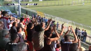 Jolly Montemurlo-Massese 1-1 Serie D Girone E