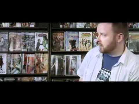 My first feature film: Purgatory Comics Trailer
