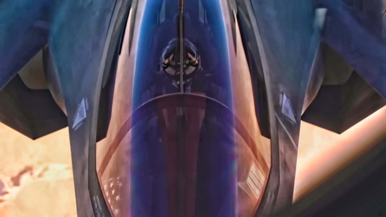 Aerial Fuel F-35 Lightning II • UNDISCLOSED LOCATION (2020)