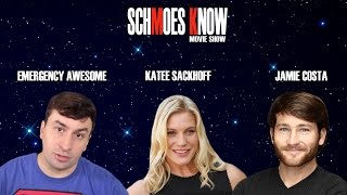 SK MOVIES SHOW #213: AWESOMEEMERGENCY, JAMIE COSTA + KATEE SACKHOFF!