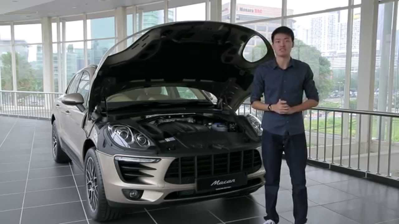 Porsche Macan Malaysia Walk Around Tour Paultan Org Youtube