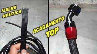 REVESTIMENTO PARA MANGUEIRA ACABAMENTO TOP!